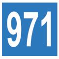 971 Guadeloupe