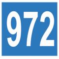 972 Martinique