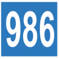 986 Wallis-et-Futuna