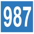 Polynésie française 987
